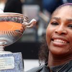 Serena reina em Roma