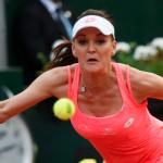 Favoritas avançam em Roland Garros