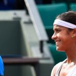 Teliana é superada por Serena, mas sai motivada de Roland Garros