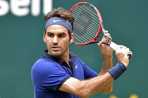 Federer - Halle peq