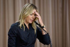 Sharapova - doping