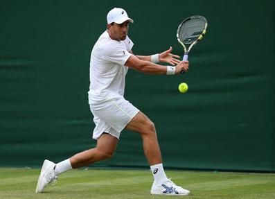 Steve Johnson: da USC para a 2a. semana de Wimbledon