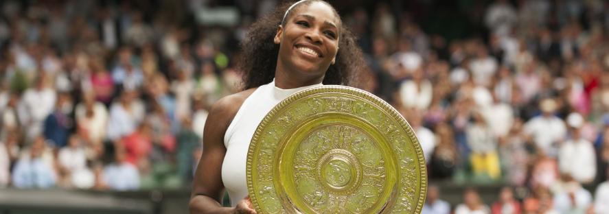 Wimbledon 2016: 22 vezes Serena