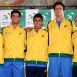 Brasil enfrenta a Bélgica a partir desta 6a por vaga no Grupo Mundial da Davis