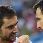 Croatas levam a melhor nas duplas e ficam perto do bi da Copa Davis