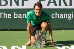 Federer - Indian Wells 2 peq