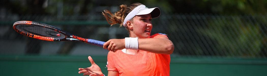 Bia bate holandesa e enfrenta Ostapenko na final em Seul, sua 1ª decisão de WTA