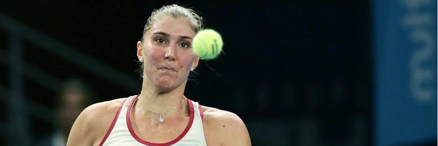 Bia Haddad perde nas 4ªs de duplas em Luxemburgo e encerra ano de ascensão no ranking