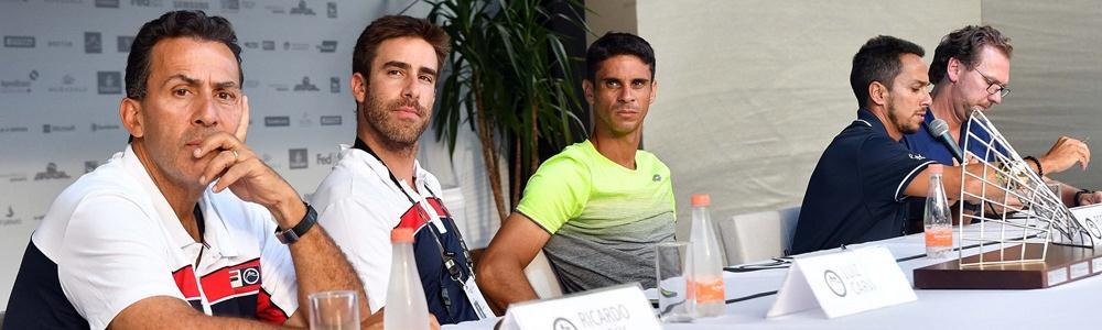 Chave do Rio Open é sorteada e brasileiros terão adversários duros na estreia