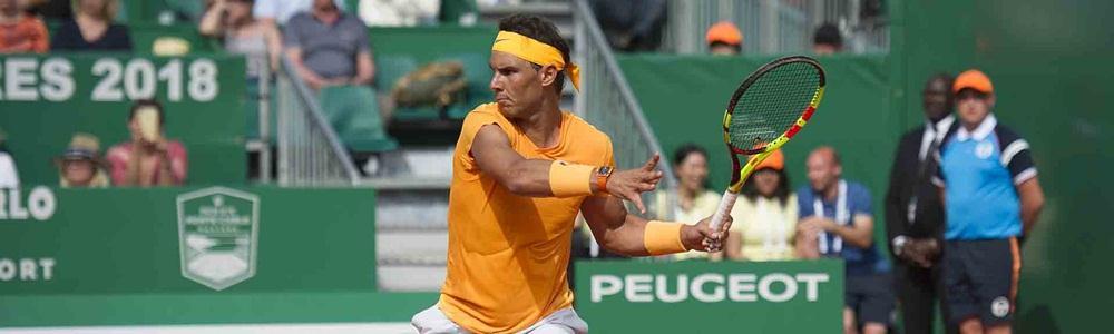 Nadal estreia com facilidade em Monte Carlo e Djokovic marca encontro com Thiem