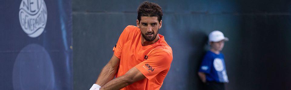 Bellucci estreia com vitória no quali de Roland Garros. Monteiro e Clezar perdem
