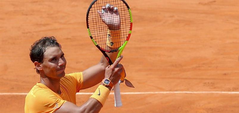 Nadal encara Zverev por oitavo título em Roma