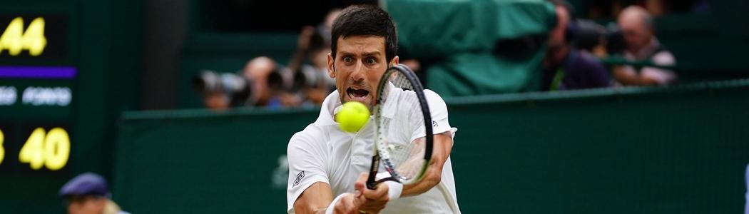 Em mais uma batalha, Djokovic supera Nadal e encara Anderson na final de Wimbledon