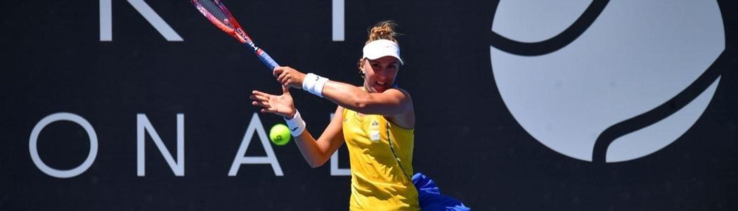 Depois de mais de 3 meses, Bia Haddad volta ao circuito com vitória no ITF de Vancouver