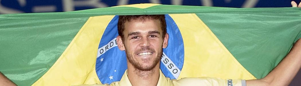 Há 20 anos, Guga chegava ao topo do ranking com o título da Masters Cup, em Lisboa