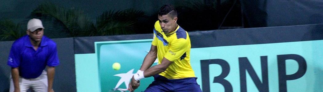 Monteiro, Rogerinho, Soares e Melo defendem o Brasil na Davis, contra a Bélgica