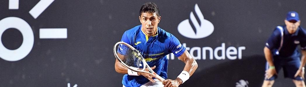 Monteiro vence e Rogerinho perde na estreia do quali de Roland Garros