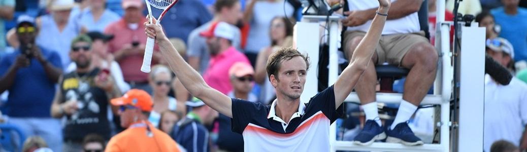 Medvedev confirma e bate Goffin pra conquistar em Cincinnati o seu 1º título de Masters 1000