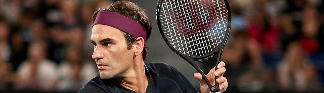 Estudo mostra que Federer é o jogador que mais vence pontos quando perde uma partida