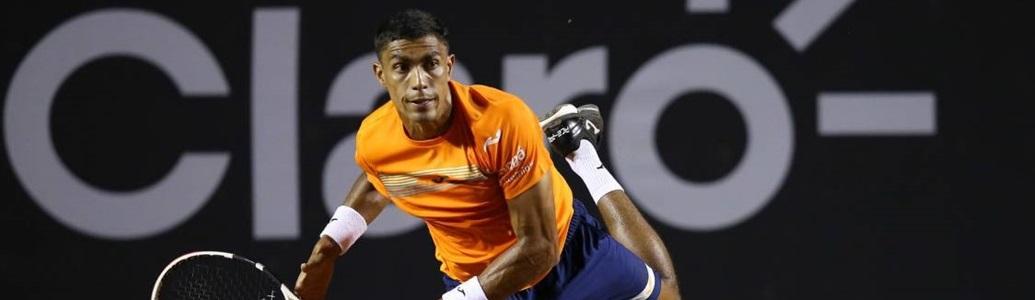 Thiago Monteiro estreia nesta terça-feira em Roland Garros