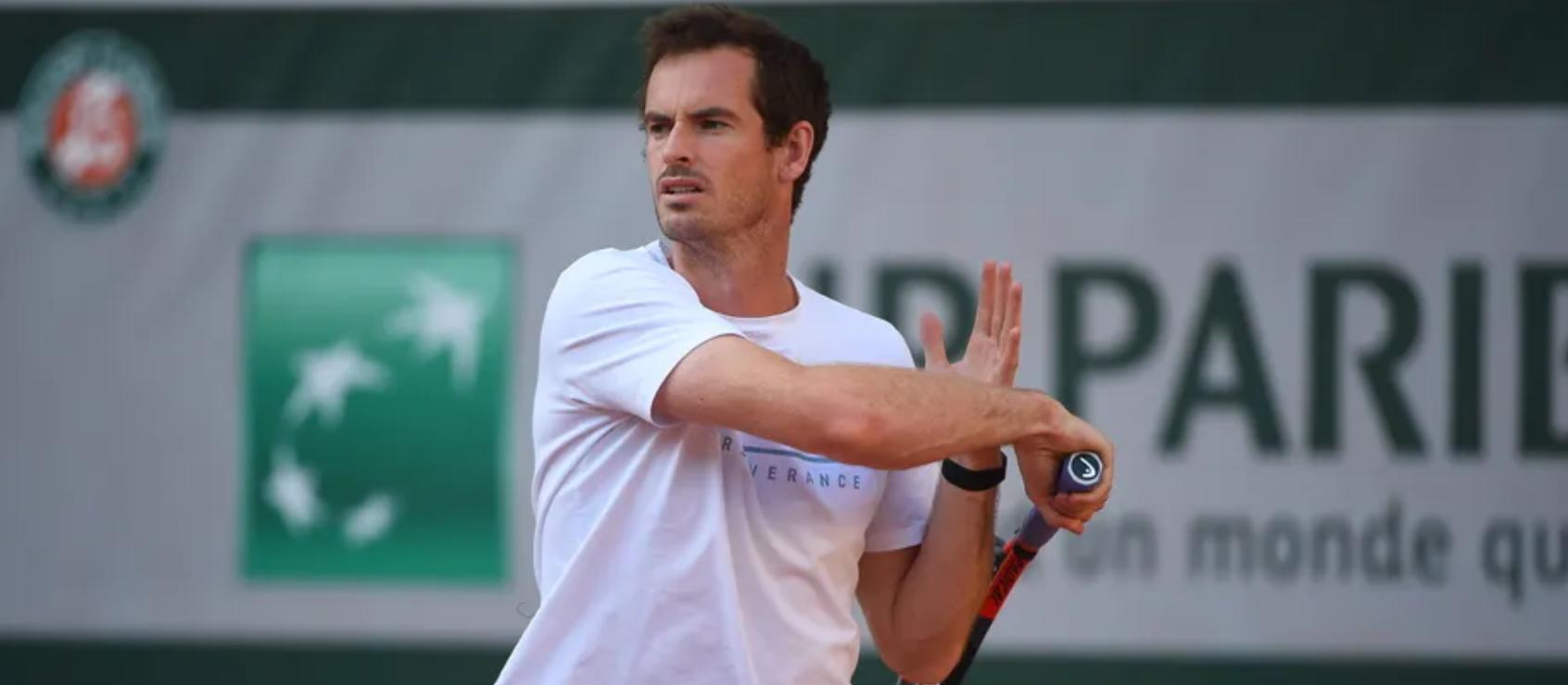 Murray e Wawrinka são o destaque do 1o. dia de Roland Garros