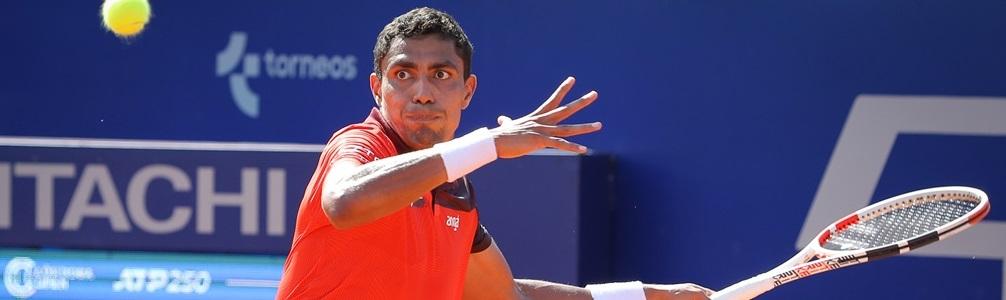 Thiago Monteiro derrota espanhol e joga por vaga na semifinal do ATP de Córdoba