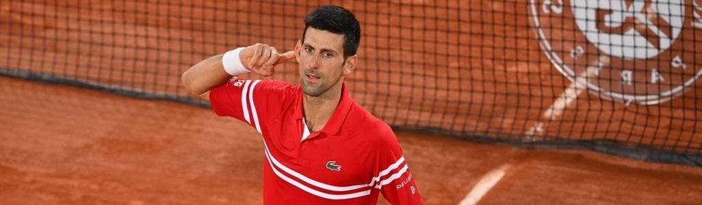 Djokovic vence Nadal de virada e decide Roland Garros contra Tsitsipas
