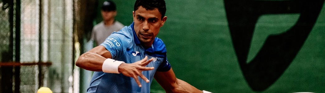 Thiago Monteiro inicia última gira da temporada em Buenos Aires