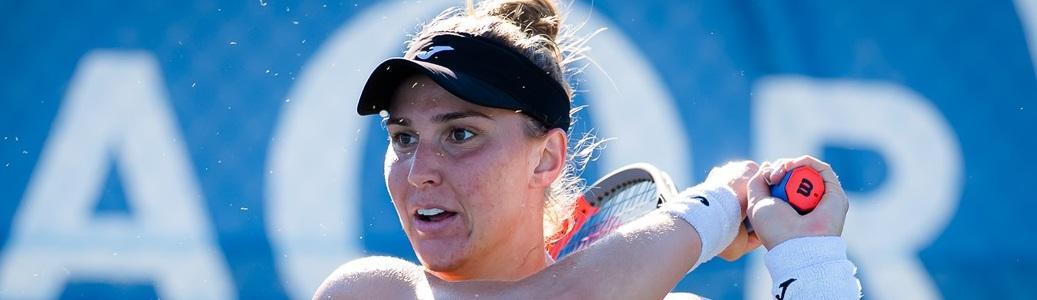 Beatriz Haddad Maia vence número 3 do mundo, na maior vitória da carreira, em Indian Wells