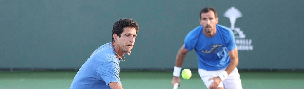 Melo e Dodig vencem de virada no retorno da parceria e estão nas oitavas de final em Indian Wells. Soares e Murray perdem